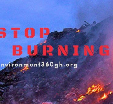 open burning campaign. environment360